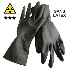 X-Ray Protection Surgical Gloves - Size 7.5 (S)