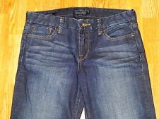 LUCKY BRAND SWEET JEAN CROP BLUE JEANS WOMEN'S SIZE 8/29 GREAT CONDITION