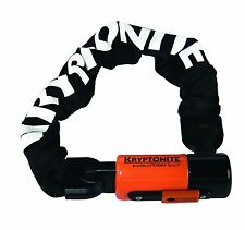 Kryptonite Evolution 4 Integrated Chain Bicycle Lock 35.5 inch Chain 1090
