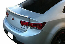 UNPAINTED REAR WING SPOILER FOR A KIA FORTE 2-DOOR KOUP 2010-2013