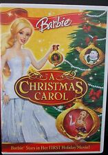 DVD Barbie in A Christmas Carol First Holiday Movie