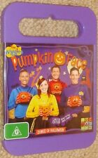 LIKE NEW DVD Wiggles - Pumpkin Face halloween