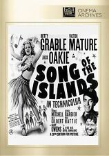 Song Of The Islands (DVD MOVIE) BRAND NEW