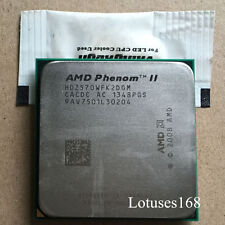 AMD Phenom II X2 570 3.5 GHz L3 6M Processor Socket AM3 AM2+ HDZ570WFK2DGM CPU
