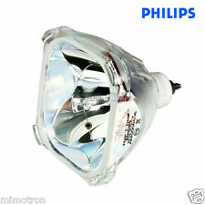 GENUINE PHILIPS P22 100/120W UHP BARE LAMP BULB FOR SONY DLP TV KDF-42WE655