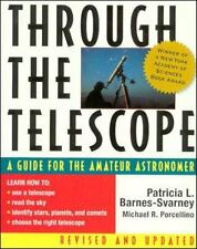 Through the Telescope: A Guide for the Amateur Astronomer, Revised Edition Barn