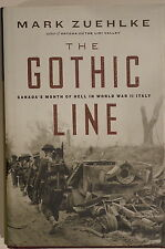 WW2 Canadian Gothic Line Canada's Month Of Hell in WWII Italy Reference Book