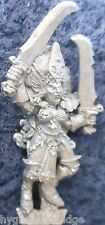1993 Dark Elf Witch 7 Ciudadela Marauder elfos ejército Drow Warrior Warhammer AD&D Gw