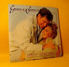 Cardsleeve Single CD Grant & Forsyth Rockin' Good Way 2TR 1997 Soft Pop