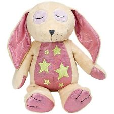 Suki Bedtime Buddies Glow In The Dark Bunny Flop Soft Plush Toy Teddy Bear Gift