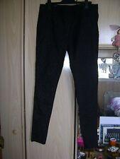 Black skinny Jeans Dorothy Perkins 16 BNWOT