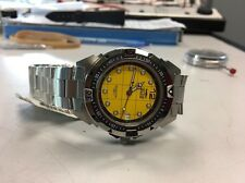 Sector Expander Tiger Dial Yellow
