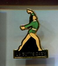 RARE PINS PIN'S .. SPORT GYM GYMNASTIQUE GRS  CAEN 14  ~4A