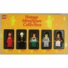 LEGO Lego Minifigure Vintage Collection Includes 5 Figures Set NEW