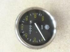 VESPA 0-120KM BLACK SPEEDOMETER P125X, P150X AND P200E NEW SPEEDO