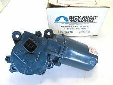 196-0348 BECK ARNLEY 94 96  TOYOTA CAMRY WINDSHIELD WIPER MOTOR  REMANUFACTURED