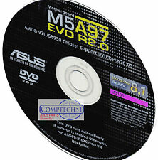 ASUS M5A97 EVO R2.0 MOTHERBOARD AUTO INSTALL DRIVERS M3105