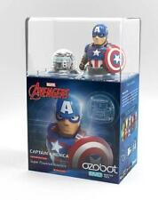 Marvel Avengers Captain America Super Powered Robotics ozobot evo Master Pack