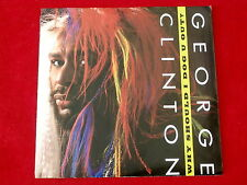GEORGE CLINTON~ WHY SHOULD I DOG U OUT~ RARE PROMO~ MINT~ PRINCE~ ~ FUNK  45