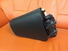 Harley Davidson Sportster forty eight 1200 883 48 xl saddle bag black swing arm