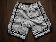 And1 checkered basketball shorts taille m/m