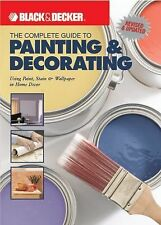 Black & Decker ~ The Complete Guide To PAINTING & DECORATING, Using Paint Stain