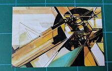 Augustine Kofie Circulatory Systems 6 Gallery Showcard mini Art Print Graffiti