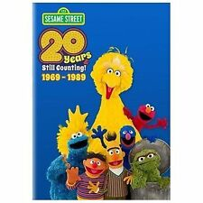 Sesame Street: 20 Years and Still Counting! (DVD, 2013)