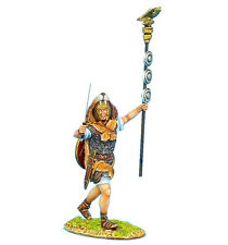 FIRST LEGION ROM056 - Caesarian Roman Aquilifer Hand Painted Metal