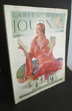 Oct 1932 LADIES' HOME JOURNAL: Fashion, Home, Ads, Food w/ John La Gatta Cover