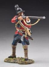 THOMAS GUNN FRENCH & INDIAN WAR FIW002B BRITISH STANDING FIRING RIFLEMAN MIB