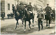 COLLECTION PIERRE LAFOND . KAISER . HINDENBURG . WIESBADEN . 31 juillet 1919