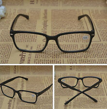 Hot Sale Frame Magnifying Reading Glasses Nerd Spectacle Strength +1.0~+3.0