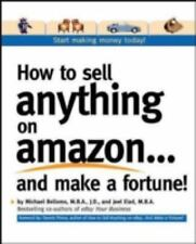 How to Sell Anything on Amazon...and Make a Fortune!-ExLibrary