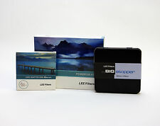 Lee Filters Foundation Holder Kit + Lee Big Stopper & Lee 82mm Wide Ring. New