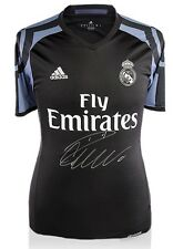 CRISTIANO RONALDO Autographed Real Madrid 2016-17 Third Jersey Shirt ICONS