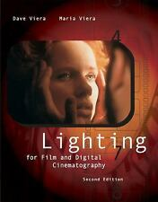 Lighting for Film and Digital Cinematography (with InfoTrac )