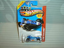 2013 ''HW RACING'' #110 = ARROW DYNAMIC  = BLUE & WHITE