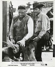 SONS OF KATIE ELDER 1965 Dean Martin BLACKSMITH 10x8 STILL