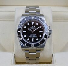 Rolex Submariner No Date 114060 Ceramic Stainless Steel - Box & Papers! WOW
