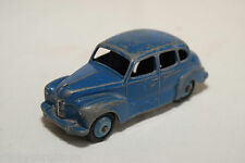 DINKY TOYS 152 AUSTIN DEVON SALOON BLUE EXCELLENT CONDITION