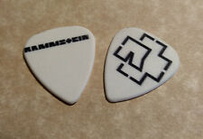 RAMMSTEIN (Band Signature Logo) guitar pick