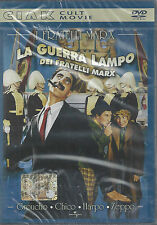 Dvd **LA GUERRA LAMPO DEI FRATELLI MARX** Groucho Chico Harpo Zeppo nuovo 1933