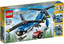 LEGO 31049 Creator Twin Spin Helicopter NEW MISB
