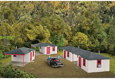 Walthers Cornerstone HO Scale Building/Structure Hi-Way Inn/Motel Extra Cabins
