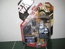 Star Wars Imperial Evo Trooper Figure Force Unleashed
