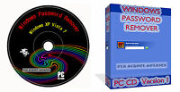 Password Reset Recovery Software Boot PC CD DISK For All Windows