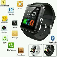 Bluetooth Smartwatch  für Android iOS Samsung with Touch Screen U88 new