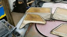 Mg Td driver Side Curtain Complete set for Original Frame 3 bow top frame