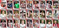 Brentford FC Football Squad Trading Cards 2016-17